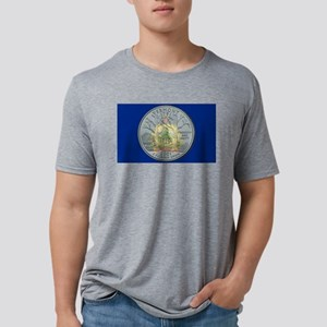 Vermont Quarter 2001 Mens Tri-blend T-Shirt