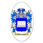 Andriessen Sticker (Oval 50 pk)