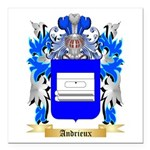 Andrieux Square Car Magnet 3