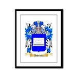 Andrieux Framed Panel Print