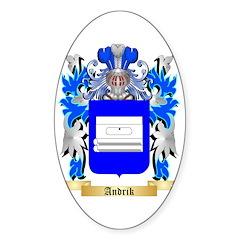 Andrik Sticker (Oval)