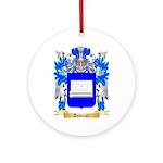 Andrioli Ornament (Round)