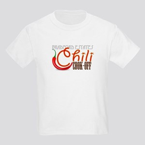 Chili Cook Off Logo Kids Light T-Shirt