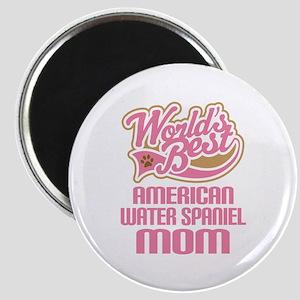 American Water Spaniel Mom Magnet