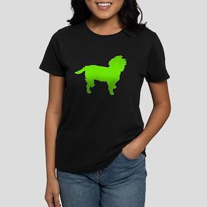Lime Affen Women's Dark T-Shirt