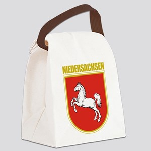 Niedersachsen (Lower Saxony) Canvas Lunch Bag