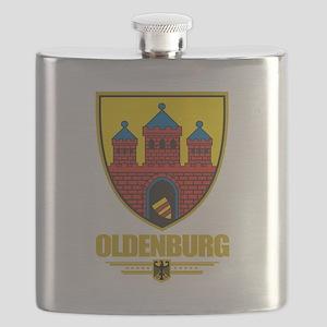 Oldenburg COA Flask