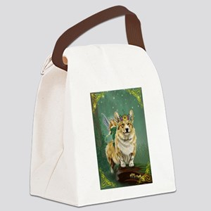 The Fairy Steed Canvas Lunch Bag