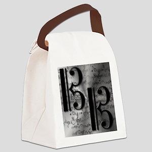 AltoClefCafePress Canvas Lunch Bag