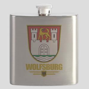 Wolfsburg COA Flask