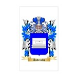 Andriulis Sticker (Rectangle)
