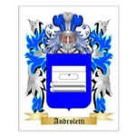 Androletti Small Poster