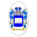Androli Sticker (Oval)