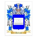 Androli Small Poster