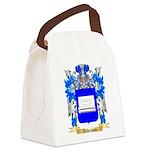 Andrusov Canvas Lunch Bag