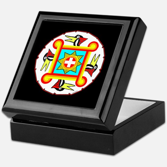 SOUTHEAST INDIAN DESIGN Keepsake Box