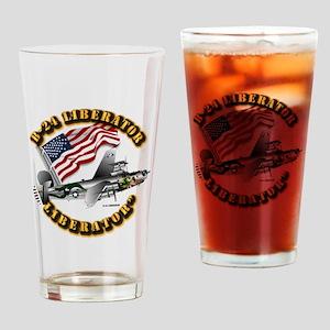 Aircraft B-24 Liberator Drinking Glass