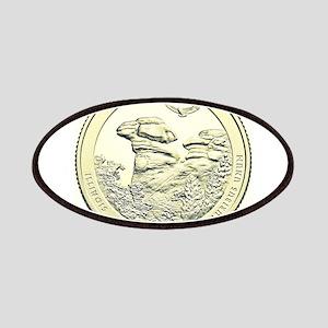 Illinois Quarter Basic 2016 Patch