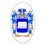 Andryszczak Sticker (Oval)