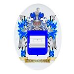Andryushchenko Ornament (Oval)