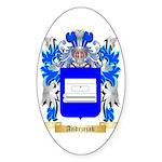 Andrzejak Sticker (Oval 10 pk)