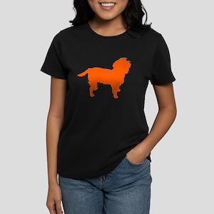 Orange Affen Women's Dark T-Shirt