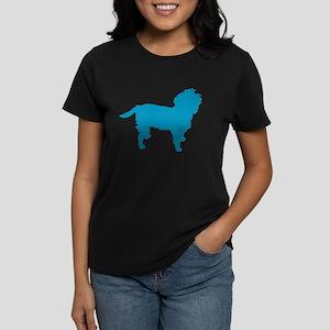 Blue Affen Women's Dark T-Shirt