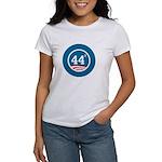 44 Squared Obama Women's T-Shirt