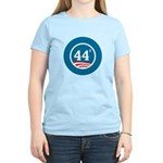 44 Squared Obama Women's Light T-Shirt