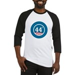 44 Squared Obama Baseball Jersey