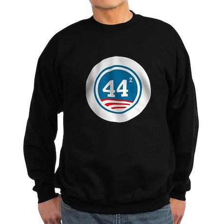 44 Squared Obama Sweatshirt (dark)