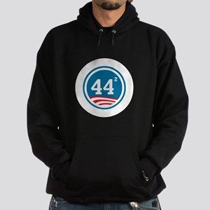 44 Squared Obama Hoodie (dark)