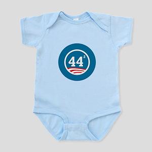44 Squared Obama Infant Bodysuit