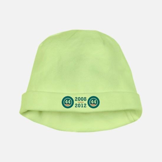 44 Squared Obama baby hat
