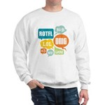 Text Shortcuts Sweatshirt