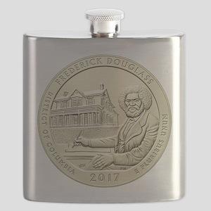 DC Quarter 2017 Flask