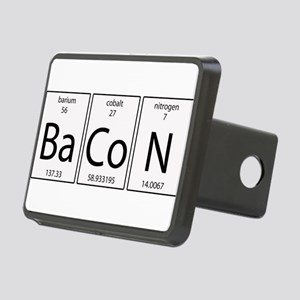 Bacon periodic Rectangular Hitch Cover