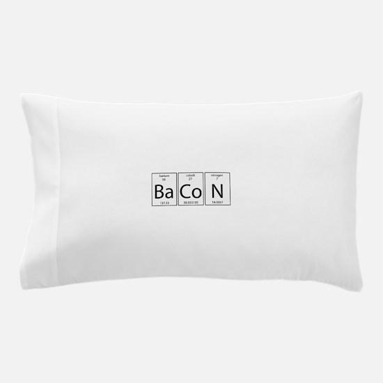 Bacon periodic Pillow Case