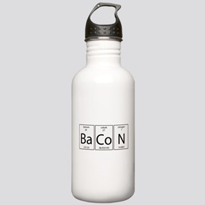Bacon periodic Stainless Water Bottle 1.0L