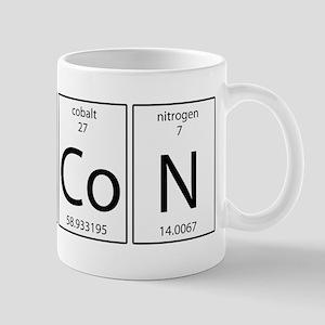Bacon periodic Mug