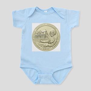 DC Quarter 2017 Infant Bodysuit