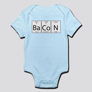 Bacon periodic Infant Bodysuit