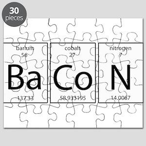 Bacon periodic Puzzle