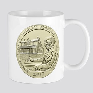 DC Quarter 2017 11 oz Ceramic Mug