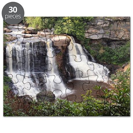 Blackwater Falls Puzzle