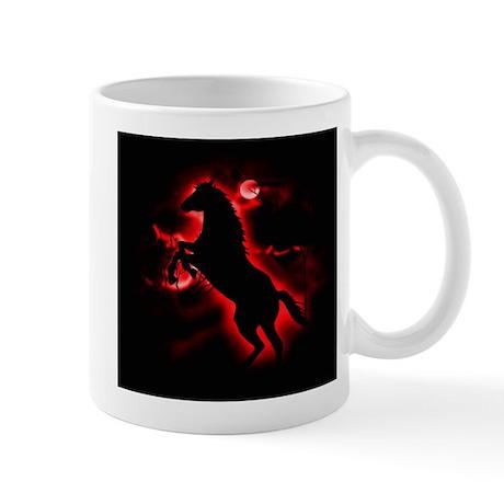Fire Horse Mug
