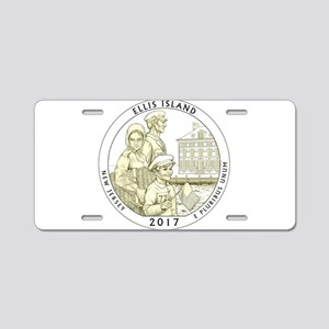 New Jersey Quarter 2017 Aluminum License Plate