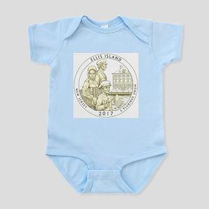 New Jersey Quarter 2017 Infant Bodysuit