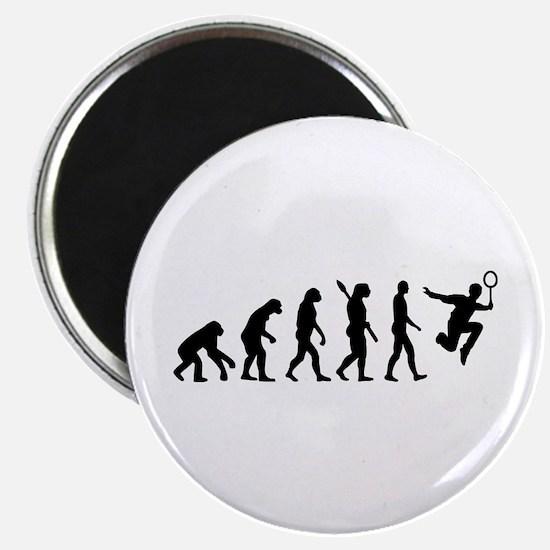 Evolution Badminton Magnet