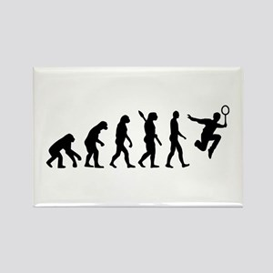 Evolution Badminton Rectangle Magnet
